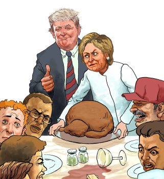 Thanksgiving Tips for Civil Discourse