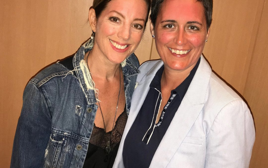 """019 — Sarah McLachlan ~ """"World On Fire,"""" Find Your Voice!"""