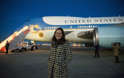 005 — Jenna Johnson, Washington Post White House Correspondent