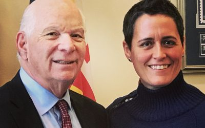 016 — U.S. Senator Ben Cardin (D-MD) On How To Be a Good Mensch